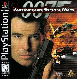 Screenshot Thumbnail / Media File 1 for 007 - Tomorrow Never Dies [U]